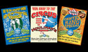 Riese Restaurant Circus Posters