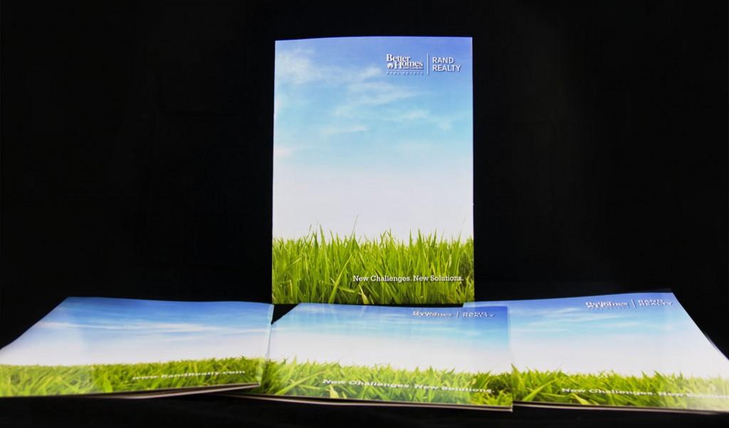 Listing Presentation Brochure Cover