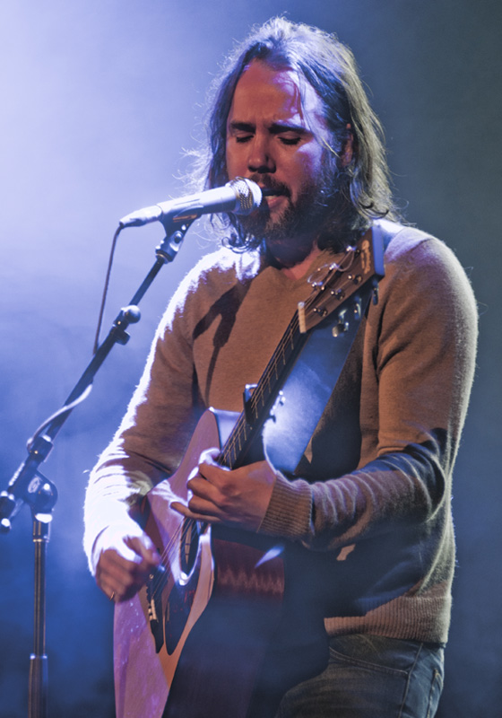 Kevin Drew Sings and Plays Guitar