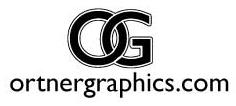 Ortner Graphics Logo