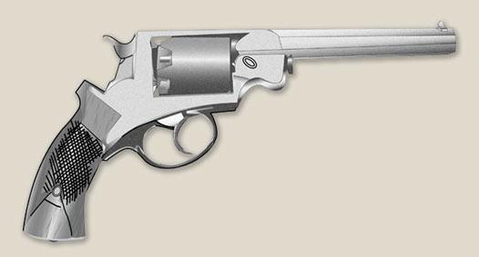 Ortnergraphics Com Adams Revolver Colt S Competiton In