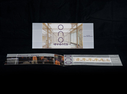 photo of brochure design