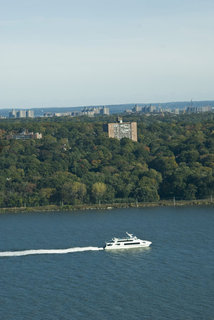 The Bronx and a Yacht