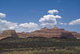 The Tonto Plateau in the Grand Canyon