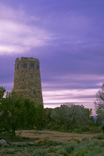 The Desert View Watch Tower