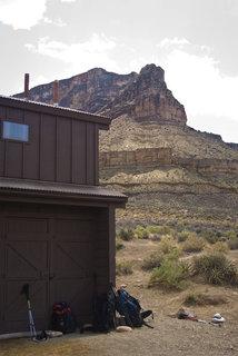 Grand Canyon Privy