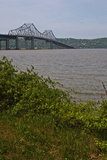 The Tappan Zee Bridge Spans the Hudson River between Westchester County and Rockland County in New York State.